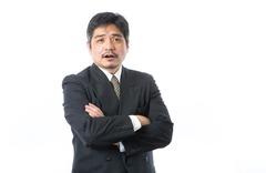 【職業会計人】黙るの画像